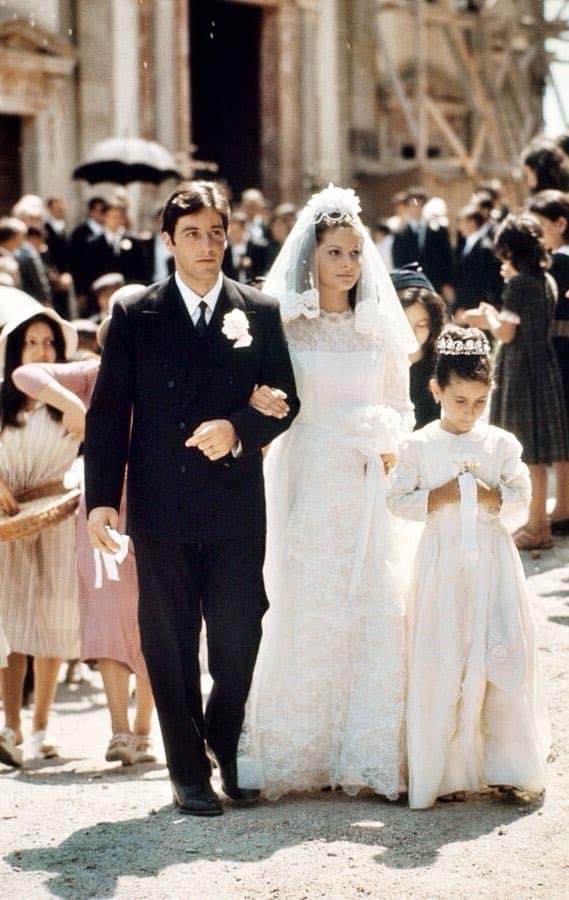 Bruiloft The Godfather
