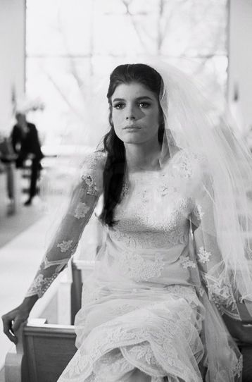 trouwjurk jaren 60