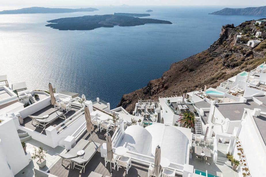 10 most beautiful hotels in Greece