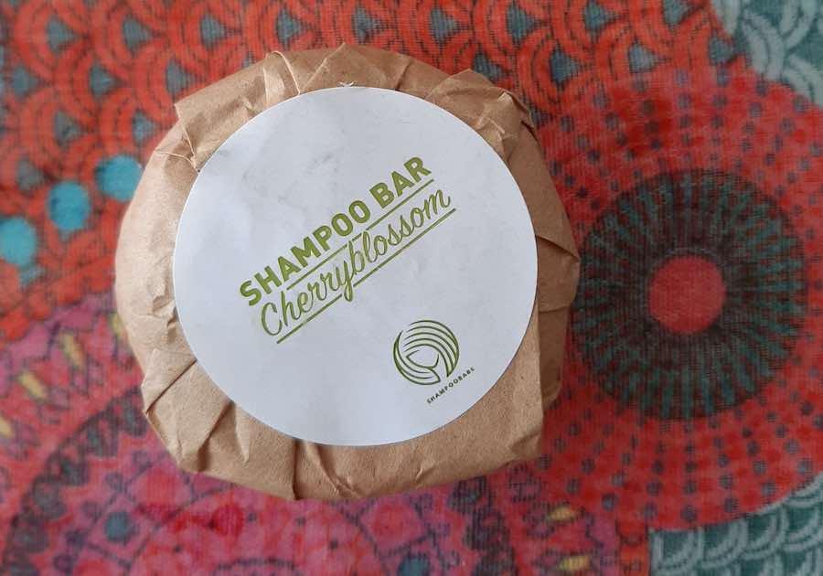 Shampoo bar | handig voor op reis