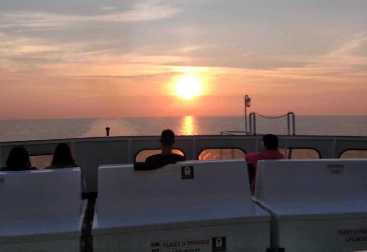 ferry croatia