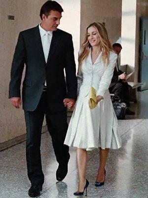 SJP trouwen