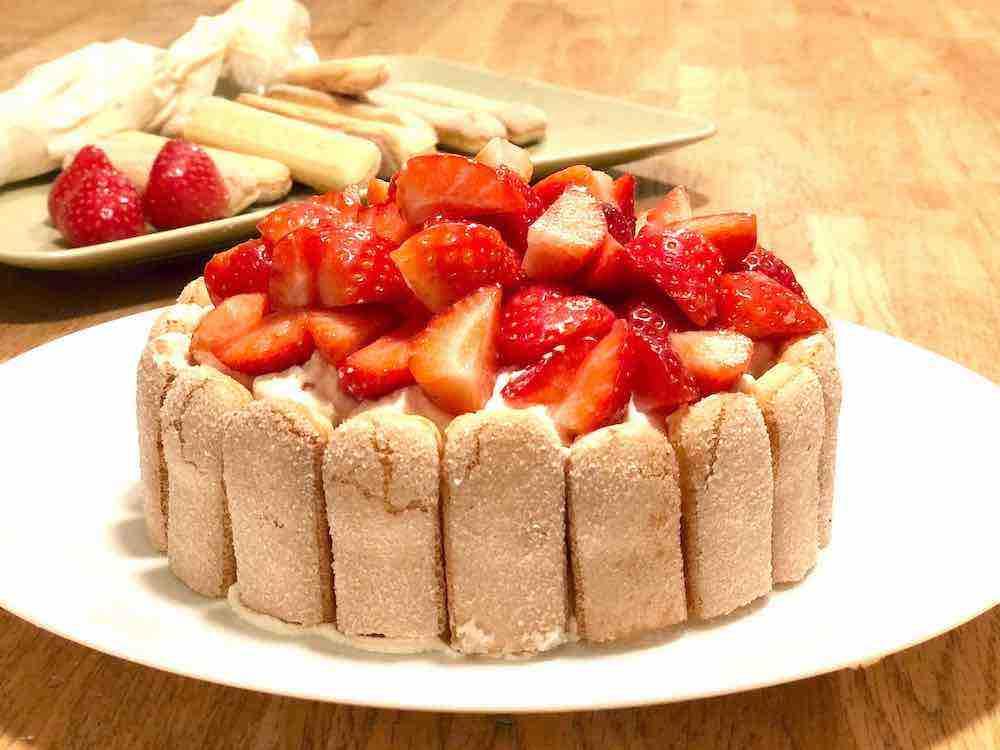 3 zomerse recepten met aardbeien