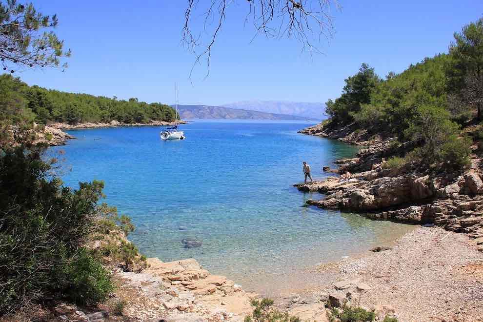 Hvar kroatische eilanden