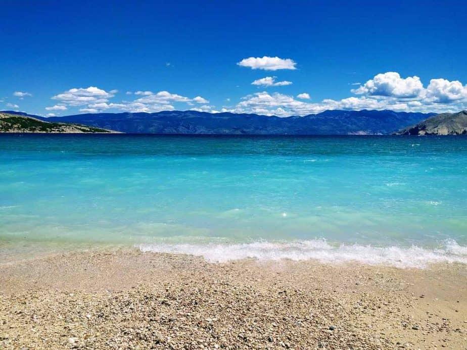 kroatië stranden