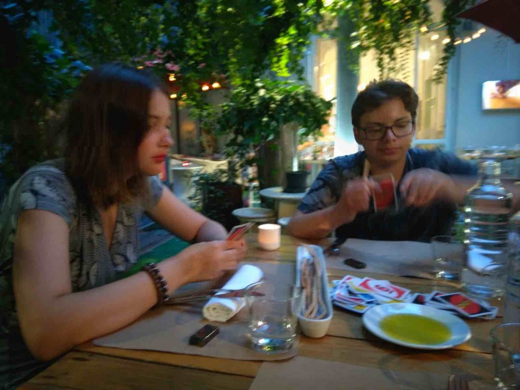 restaurant faenza italy