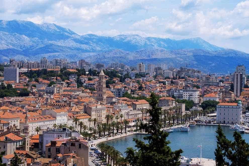 kroatië steden