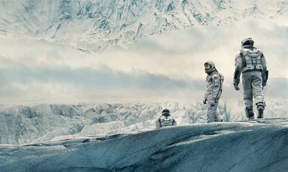 Filmlocatie Interstellar