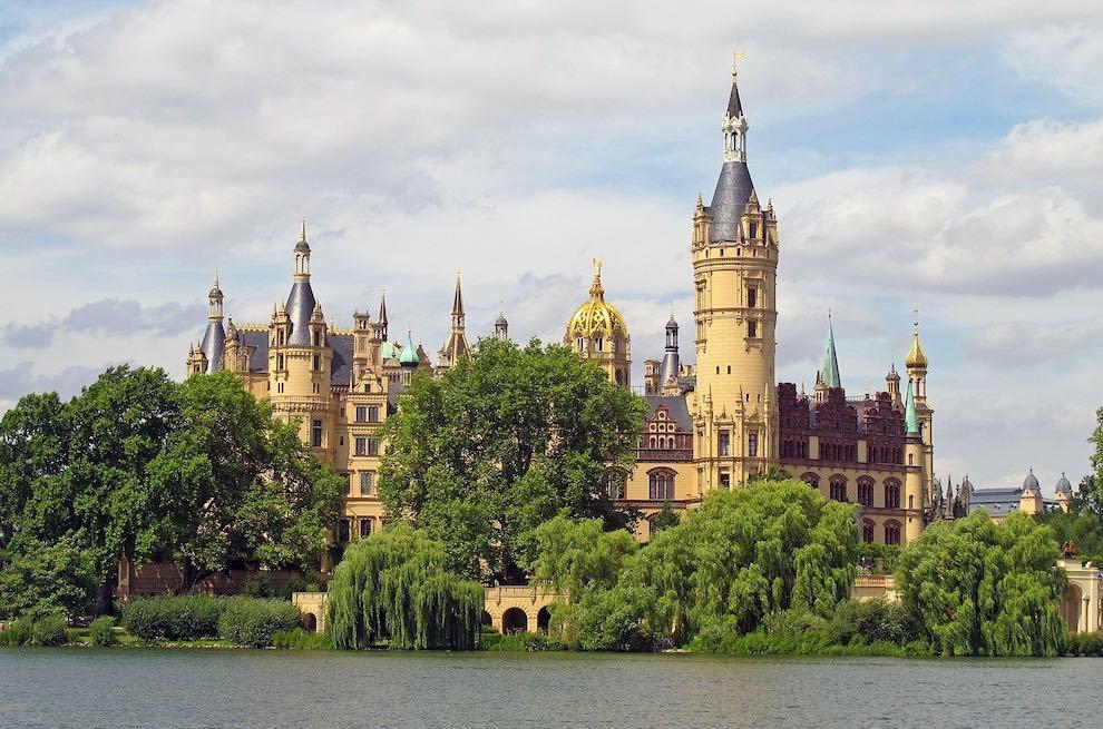 kasteel Schwerin Duitsland