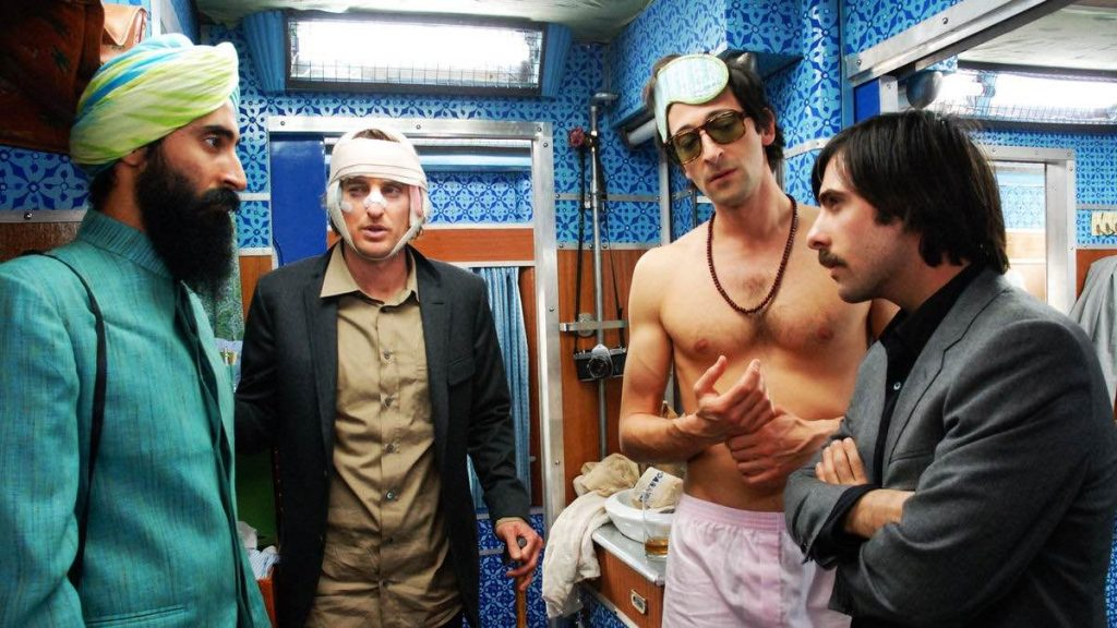 The Darjeeling Limited wes