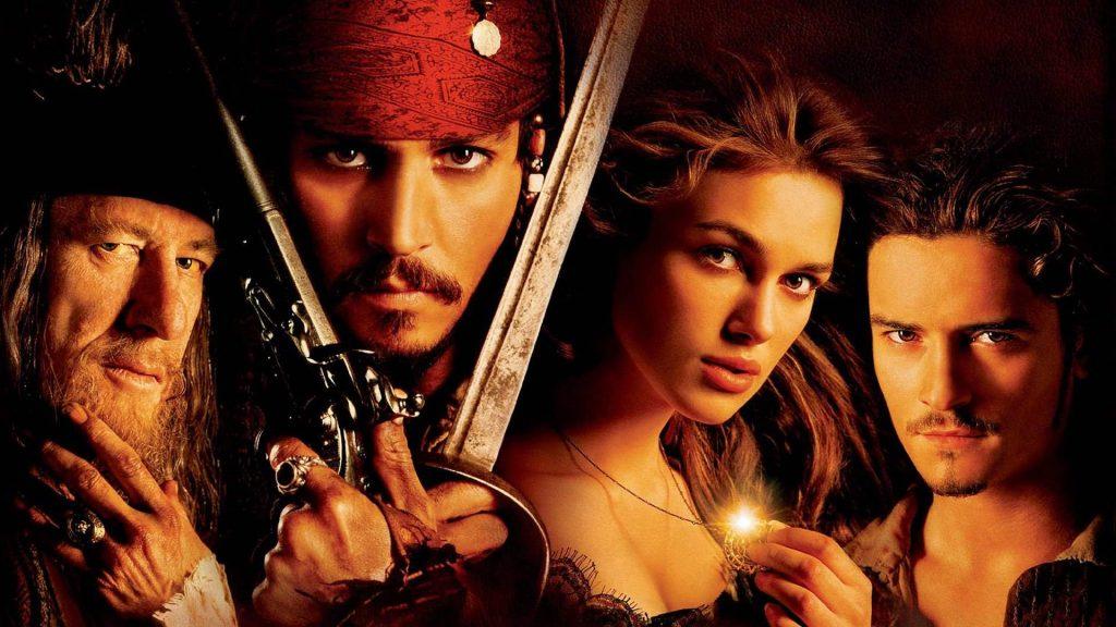 pirates caribbean reeks