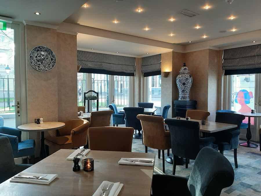restaurant Sophia Den Haag