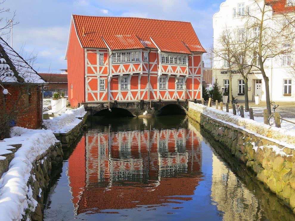 Wismar Noord Duitsland