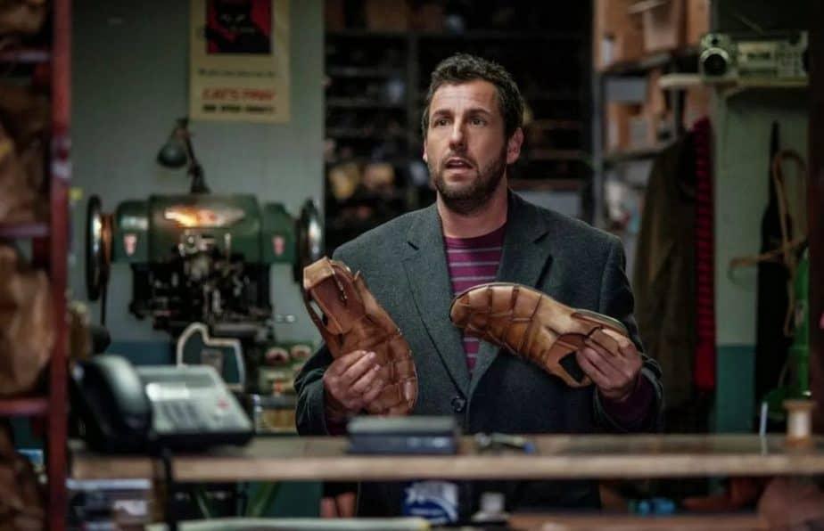 schoenen Adam Sandler