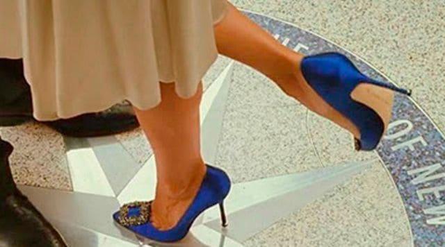 schoenen beroemd
