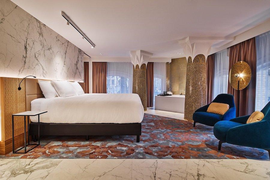 Hard Rock Hotel Amsterdam American suite