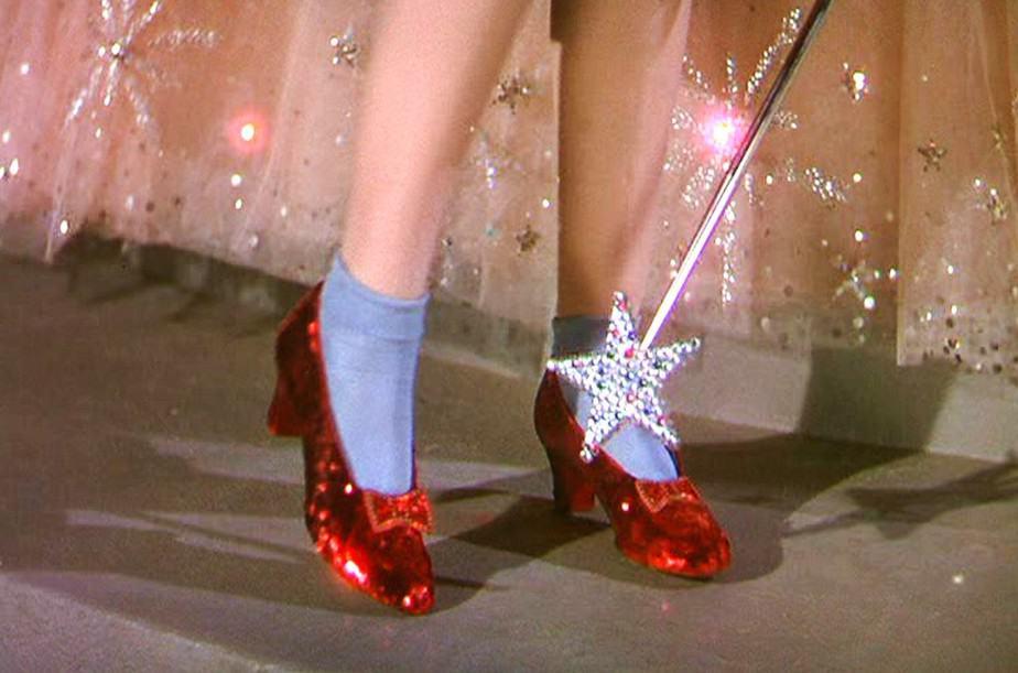 schoenen uit films