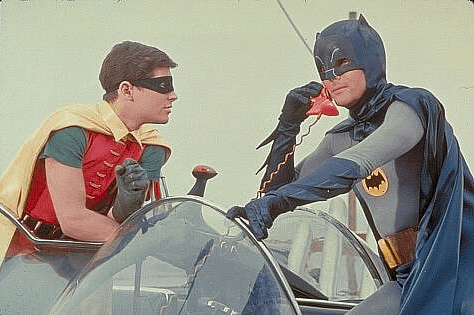Batman film jaren 60