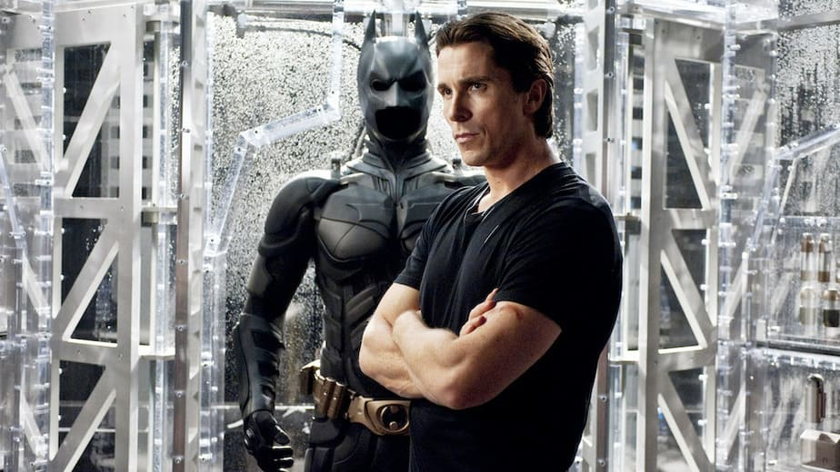 Christian Bale als Batman