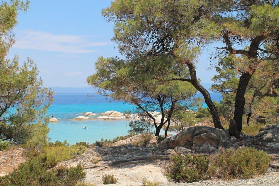 mooie stranden griekenland