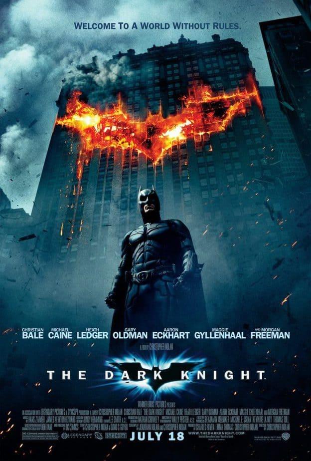 dark knight filmrecensie