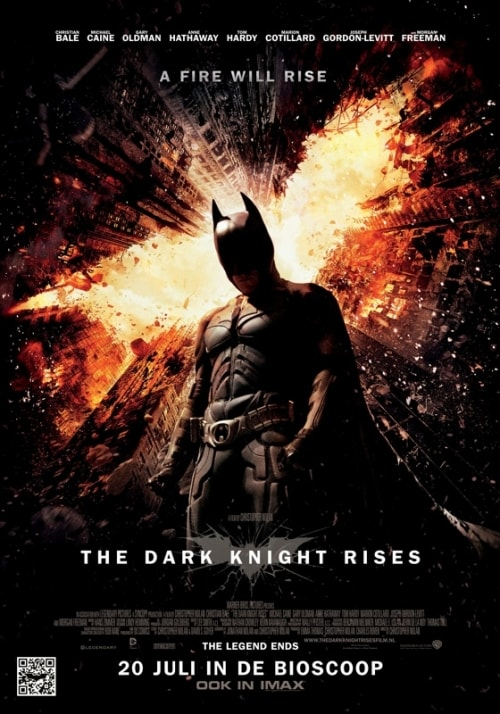 Dark Knight Rises - Batman