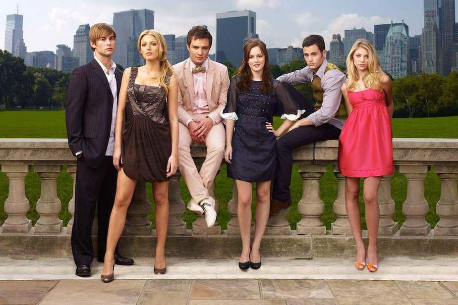 Upper East Side Gossip Girl