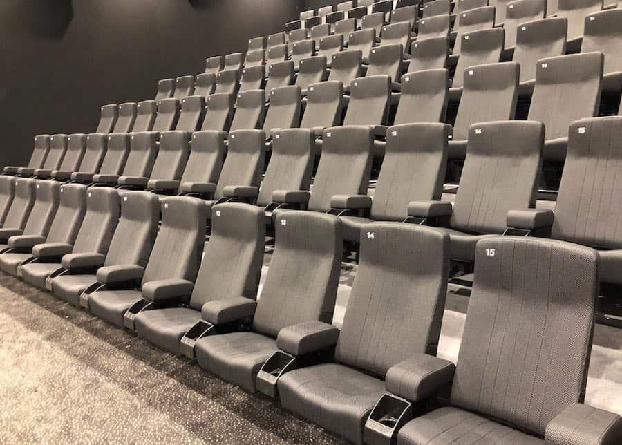 Nieuwe bioscoop in Haarlem