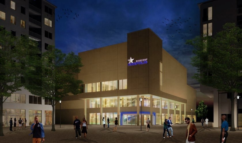 Nieuwe bioscoop in Haarlem Schalkwijk