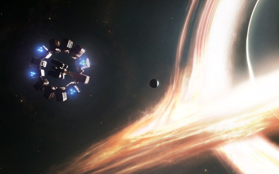 Interstellar Christopher Nolan
