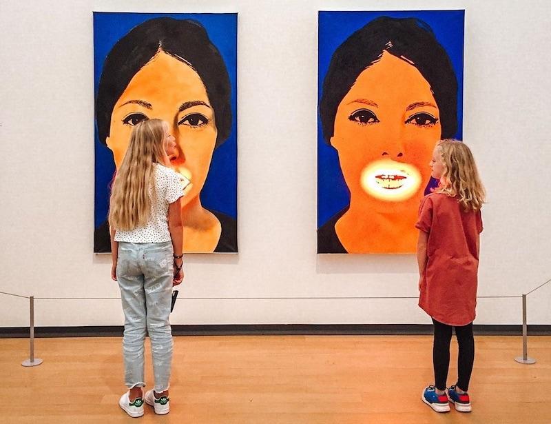 Kunst met Kids: 3 musea in Amsterdam