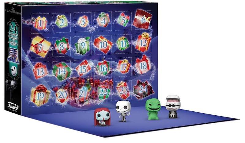 Funko Pops advent kalender 2020