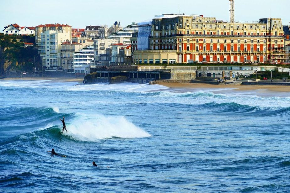 Elegant Biarritz