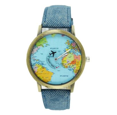 horloge reisliefhebbers
