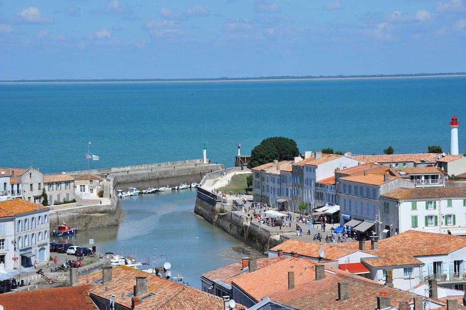 Reizen door Frankrijk en de eilanden in aquitaine