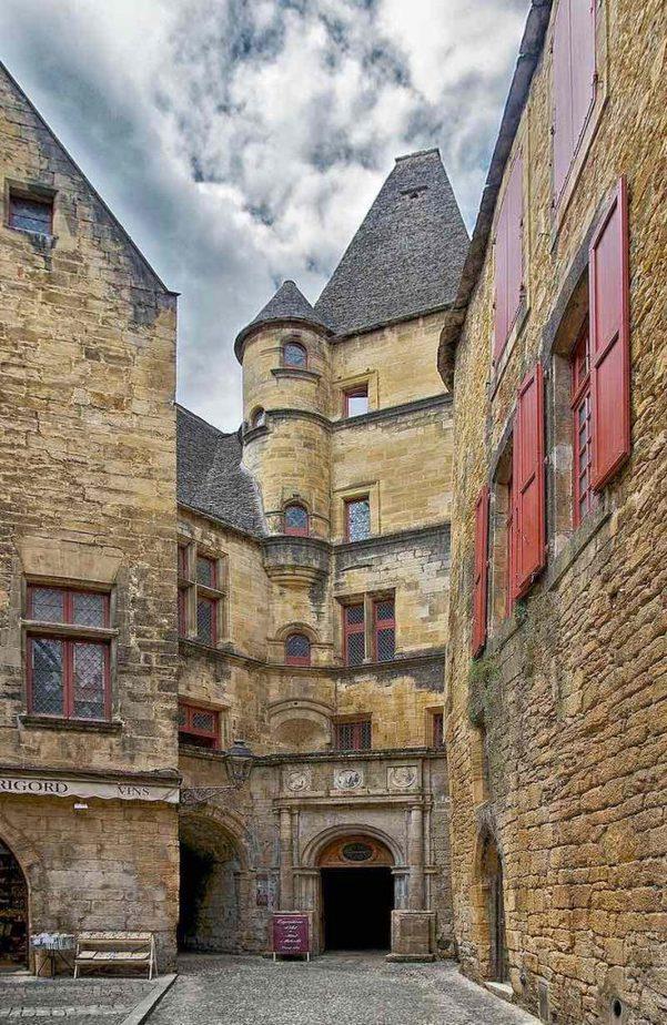 Reizen door Frankrijk Sarlat