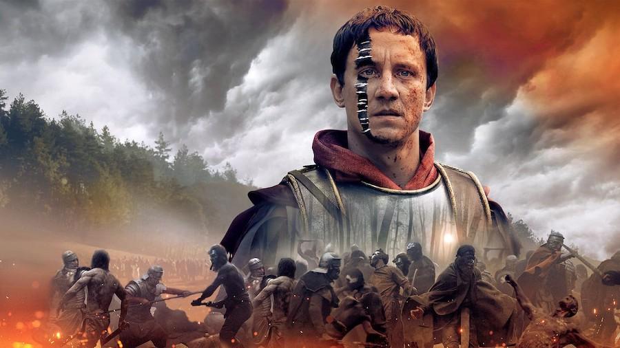 Barbarians op Netflix