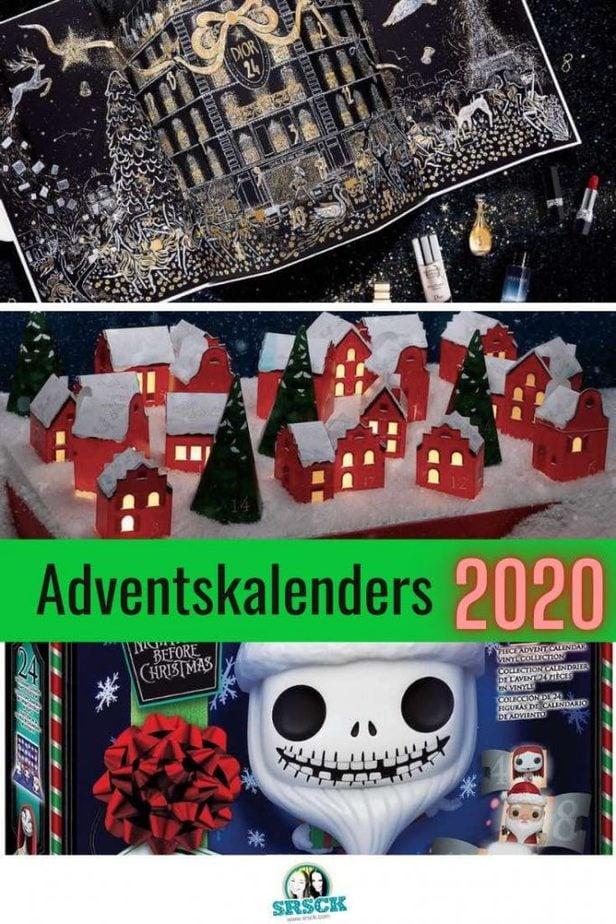 adventskalenders 2020