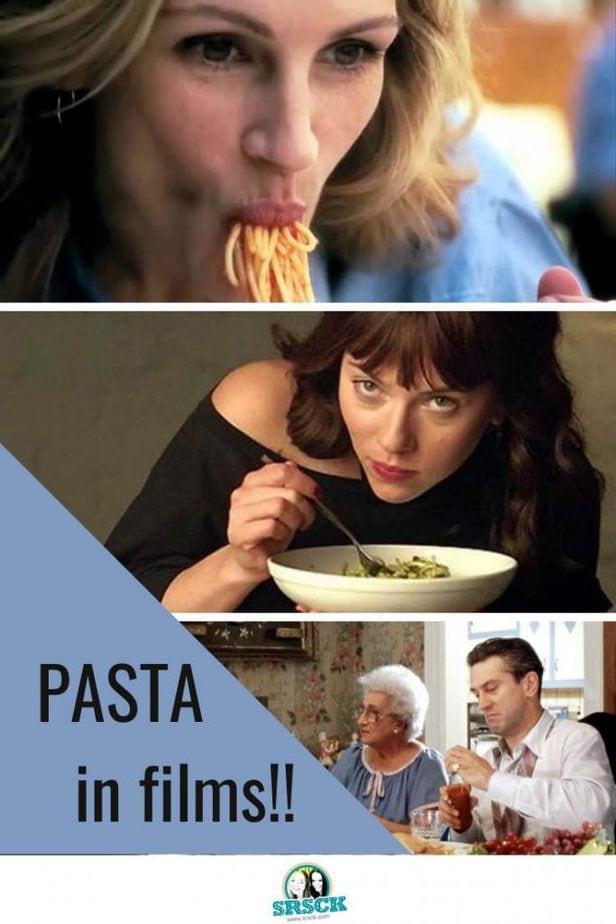 pasta in films