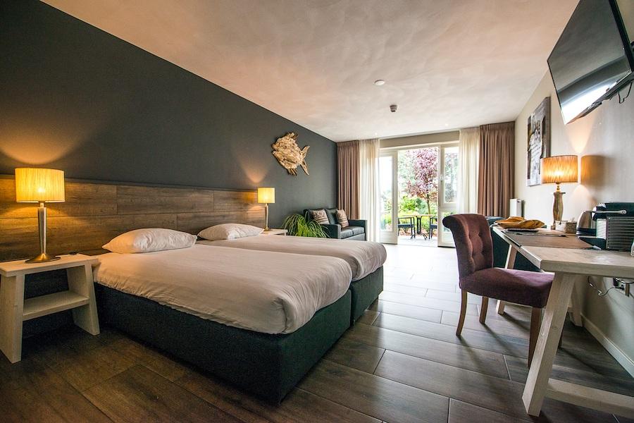 ruime hotelkamer