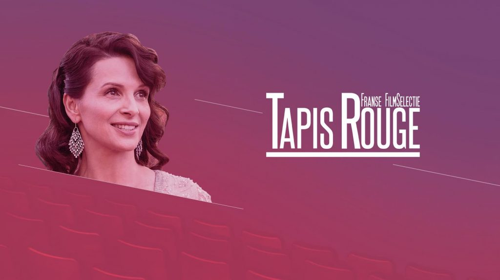 Franse films tapis rouge