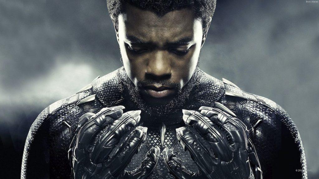black panther 2020