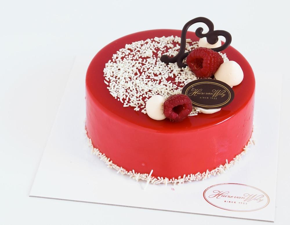 Valentijnsdag gebak