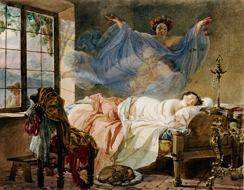 Slaapfasen en dromen