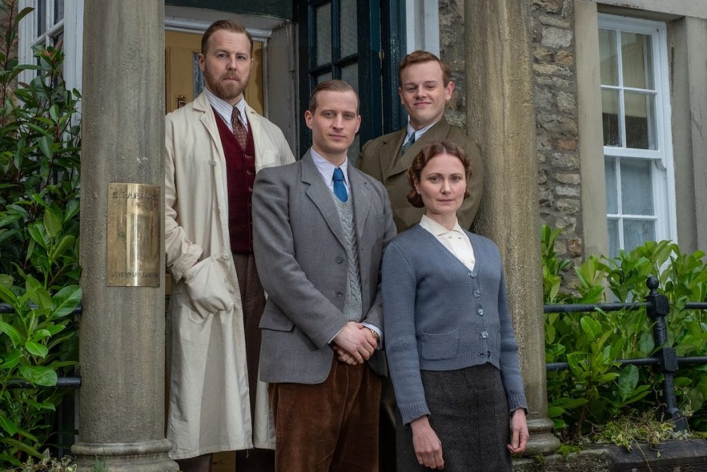 All creatures serie op BBC