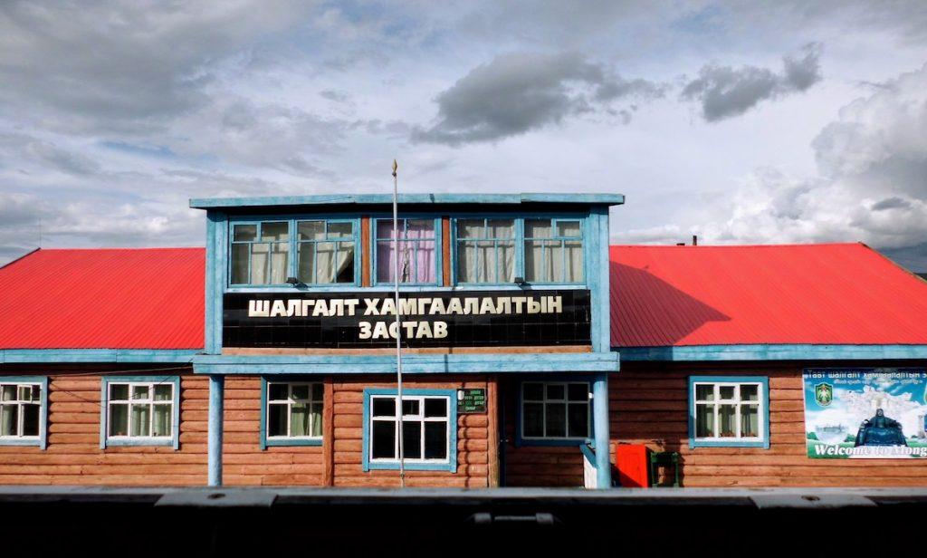 Mongolië met de trein
