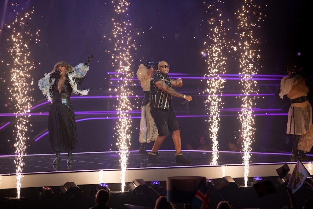 Flo Rida Eurovisie