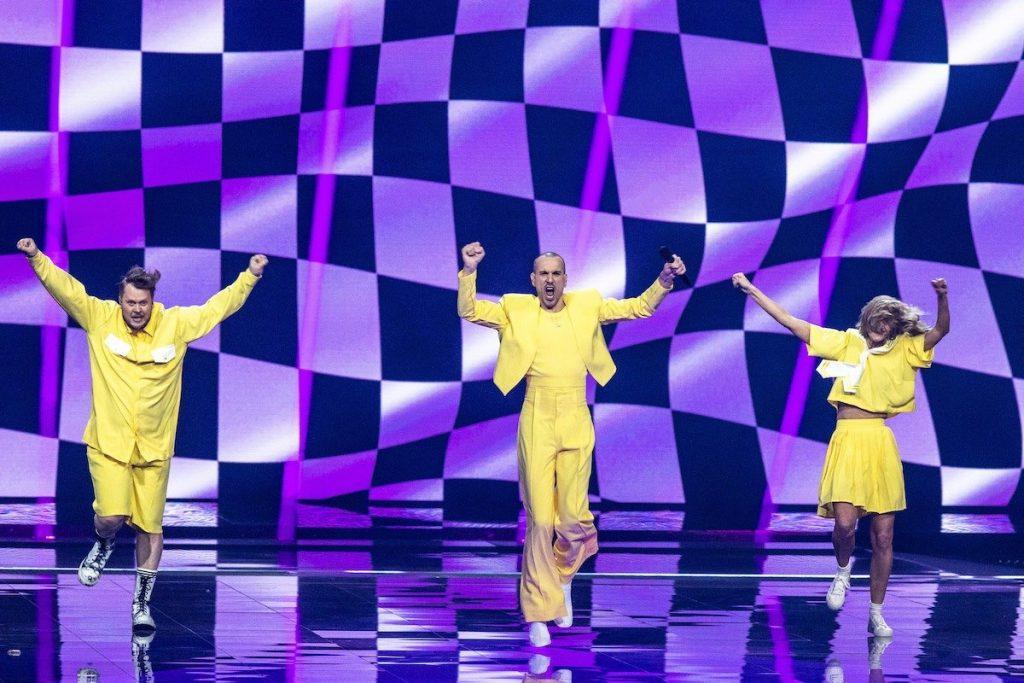 Litouwen Eurovisie songfestival