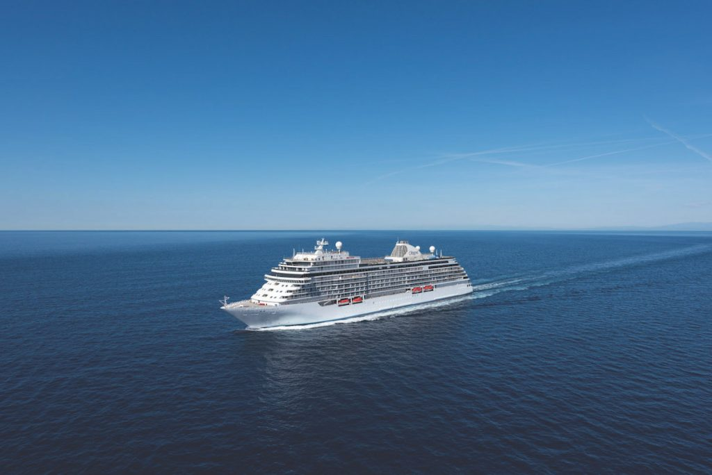 trans atlantische cruise