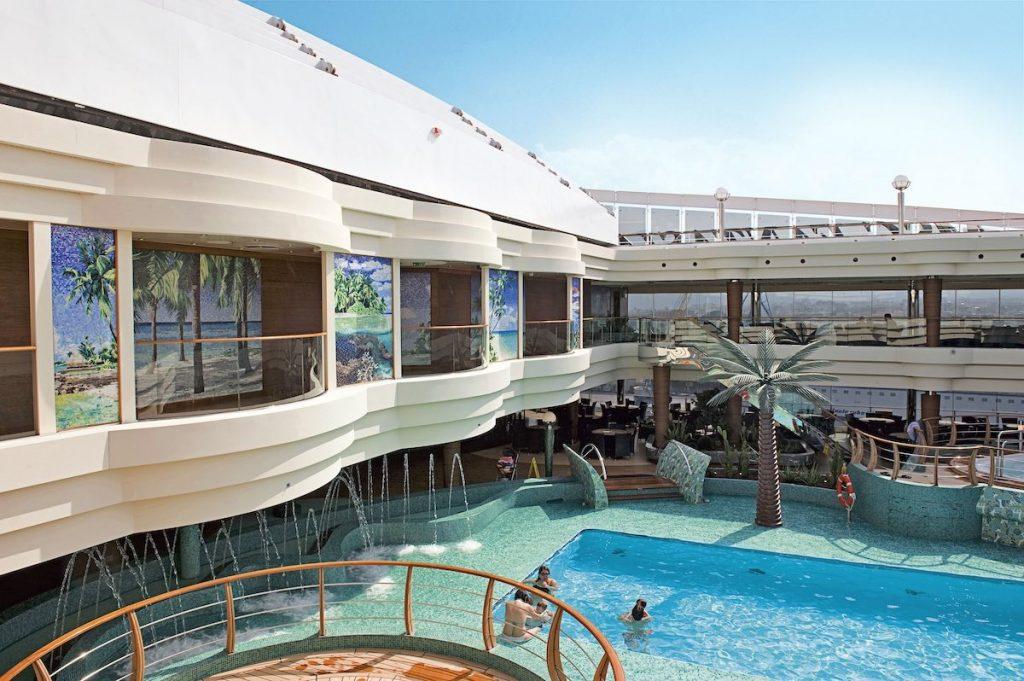 cruise schepen